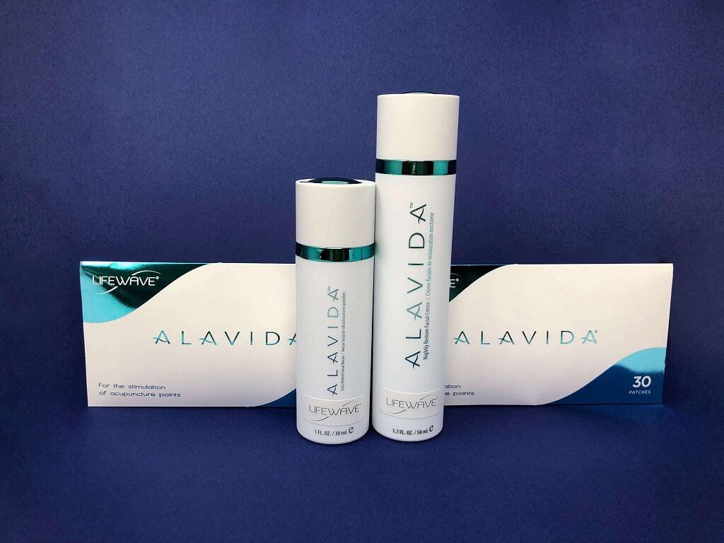 ALAVIDA Regenerating Torio アラビダ リジェネレーティング トリオ|LIFEWAVE ライフウェーブ