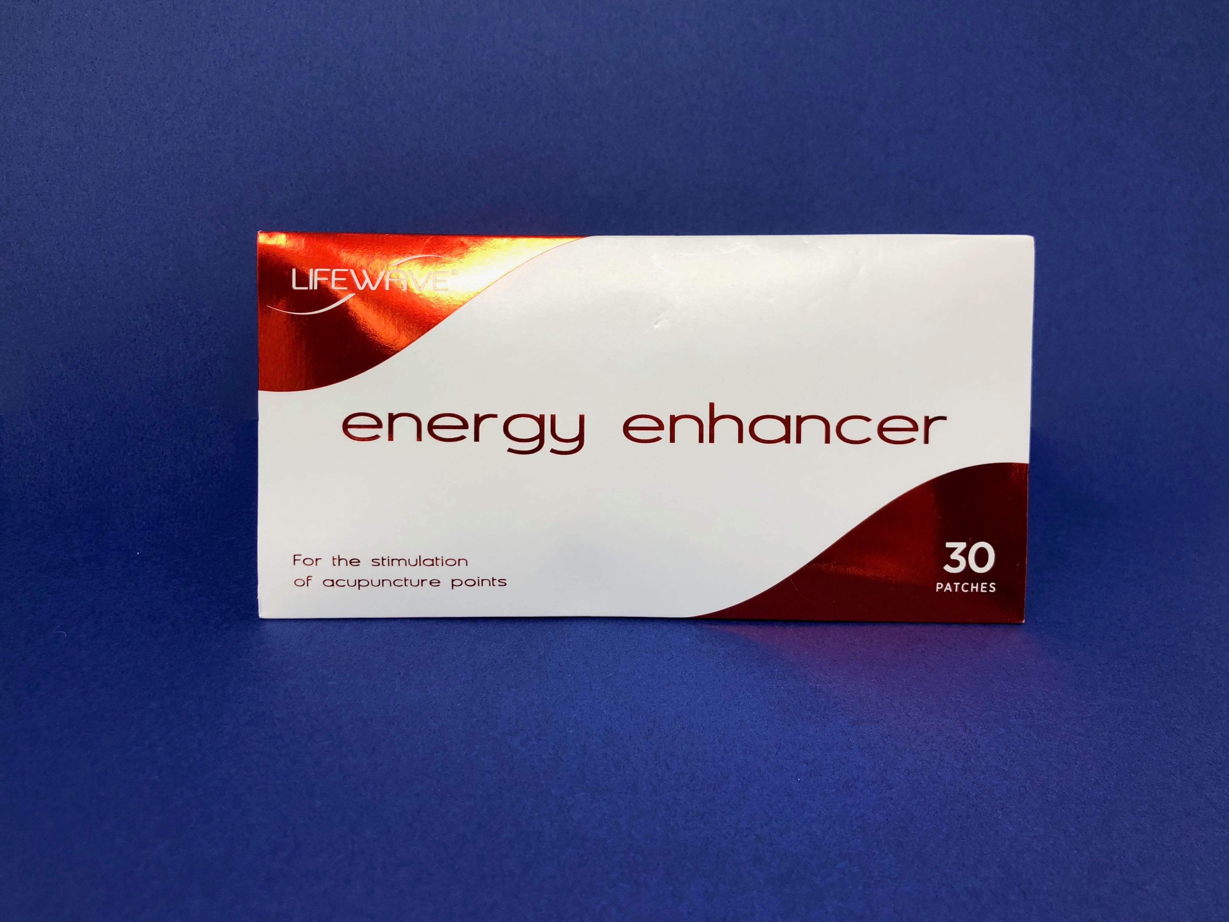 energy enhancerの正面